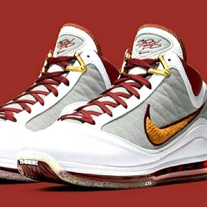 Nike Lebron VII QS 7 MVP Basketball Shoes